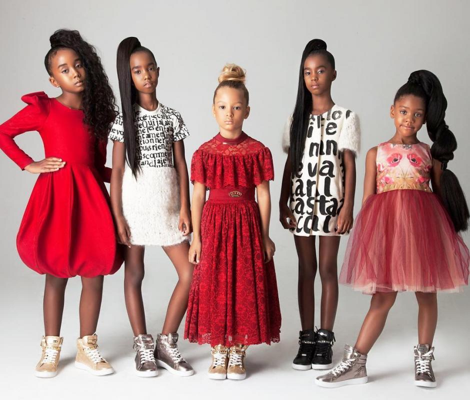 Kids Modeling Agencies - Blaze Models